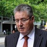 Former Detective Inspector Jim O'Brien.