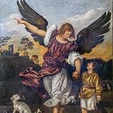 A work by another Renaissance man, Titian.
