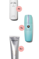Dr. Barbara Sturm Cleanser, $87. Tatcha The Deep Cleanse, $55.