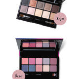 By Terry Eye Designer Palette in Smoky Nude, $140. Lancôme x Proenza Schouler Chroma Eye Palette, $120.