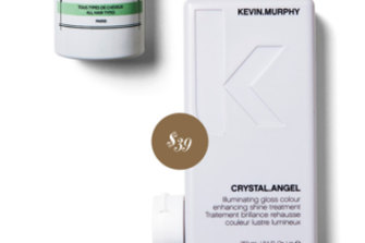 Kevin.Murphy Crystal.Angel Illuminating Gloss Colour, $39.
