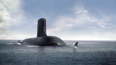 The program to replace Australia's submarines is expected to cost $50 billion.