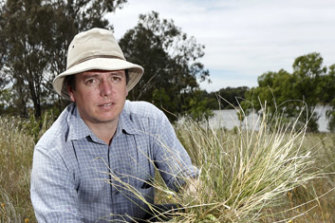 Professor Jamie Pittock says the federal government has failed to crack down on states that are not playing their part in the basin plan.