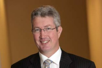 Barton Deakin CEO Matthew Hingerty.