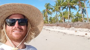 Mr Thomson loved beaches, the ocean and spearfishing.