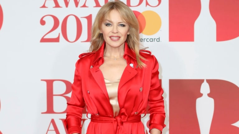 Kylie Minogue has been forced to postpone this week's Sydney gig.