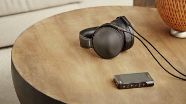 The device holds a mountain of music in a small form factor.