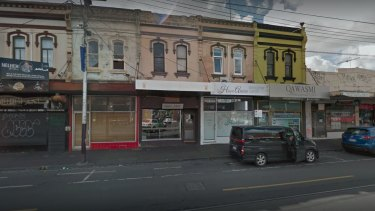 Cafe 666 on Sydney Road.