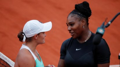 Serena in top 10 for first time since giving birth, Barty also rises