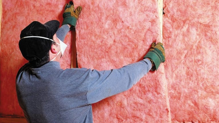 An expanded energy efficiency improvement scheme may include incentives to install home insulation.