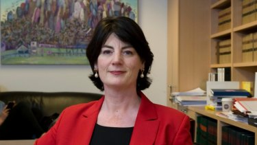 "Barrister Fiona McLeod, SC, says it would make an ""incredible difference"" if legal leaders, including current and former judges, spoke out about sexual harassment."
