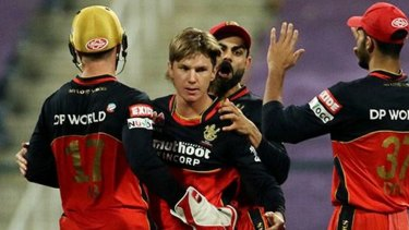 Adam Zampa and Virat Kohli have become good friends through their time together playing with Royal Challengers Bangalore in the IPL.