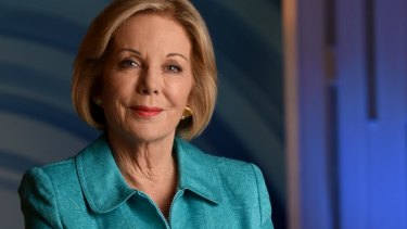 ABC chair Ita Buttrose.