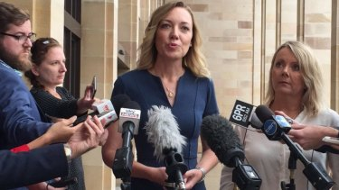 Nationals leader Mia Davies says her party will block Labor's new gold tax.