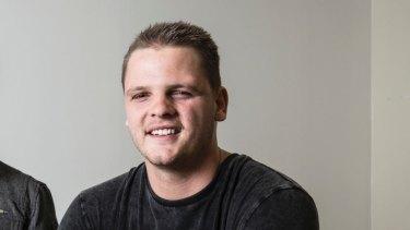 Grow Super co-founder Josh Wilson.
