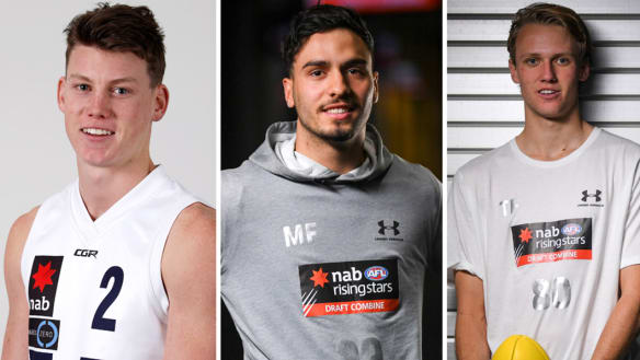 The big draft questions: Audacious moves and who looked like winners?