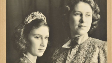 Of being pitted against her sister in the media, Princess Margaret (left), said: 'When there are two sisters and one is the Queen, who must be the source of honour and all that is good, the other must be the focus of the most creative malice, the evil sister'.