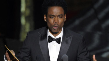 Chris Rock was criticised for telling jokes about Asian people at the 2016 Oscars.
