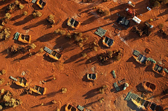 Drill rigs are turning as investors back the exploration sector.