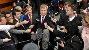 Andrew Bolt fell foul of section 18C of the Racial Discrimination Act.