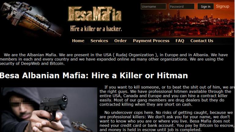 The Besa Mafia site Eileen Ormsby investigated.