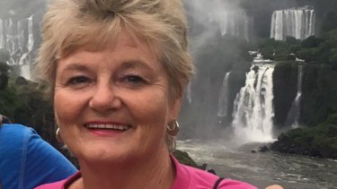 Carol Chambers was killed in a car crash on Tuesday night.