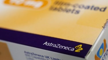 AstraZeneca spent the biggest amount of money on a single educational event for doctors.