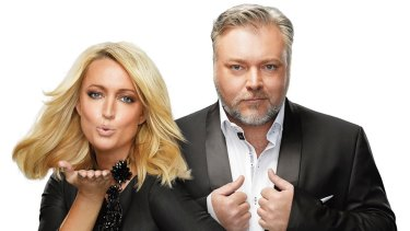 Kyle Sandilands and Jackie Henderson interviewed the Duchess of Sussex's estranged half-brother.
