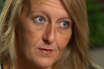 Nicola Gobbo says she is scared of Victoria Police.