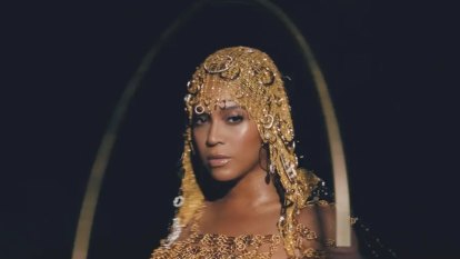 Beyonce's Black Is King is a sumptuous visual feast