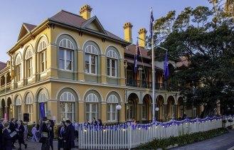 Several cases have been identified at Brisbane Girls Grammar School in Spring Hill.