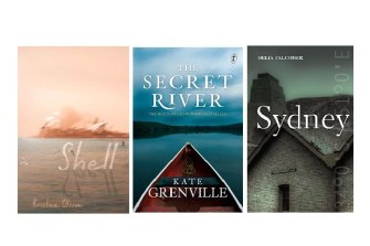 Books to read while in NSW.
