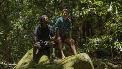 Aboriginal men and war veterans form unlikely bond in face of trauma