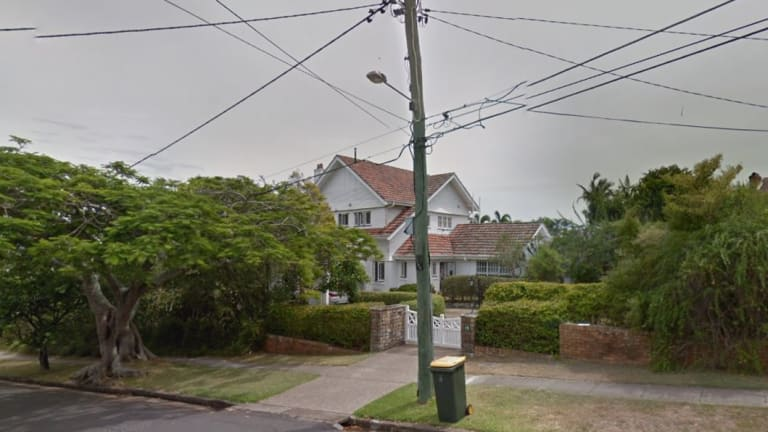 A property at 19 Mackay Street, Coorparoo has been urgently protected from development by the council.
