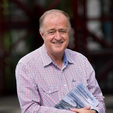 Professor Gerard FitzGerald from QUT's School of Public Health.