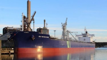 Bulk carrier BM Matsuyama has been given the all-clear after a crew member tested negative for COVID-19.