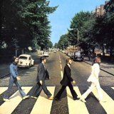 The famous Abbey Road album cover.