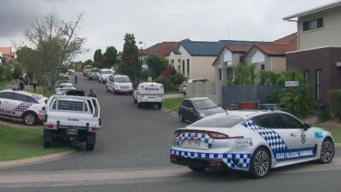 Visitor finds woman dead at Gold Coast home, man injured