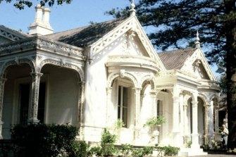 Corio Villa in Geelong.