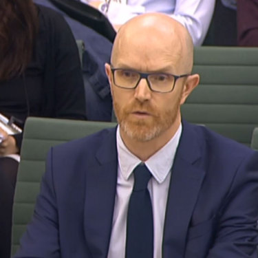 Facebook's head of public policy Simon Milner wasn't certain the social media platform would pull news content when he appeared in front of a Senate hearing last January.