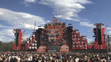 Defqon.1: one of the major events on the summer music festival calendar.