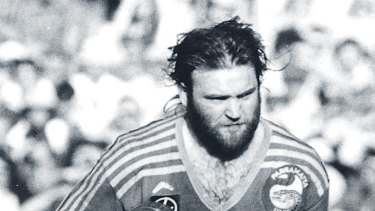 Case study: Eric Grothe is one of several Eels greats willing to donate his brain to science.