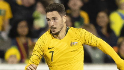 Rogic, Boyle back for Socceroos but Leckie could miss Jordan clash