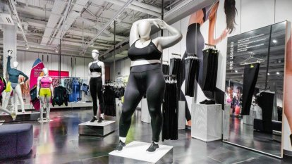 The Nike 'obese' mannequin outrage reveals hatred, not health concern