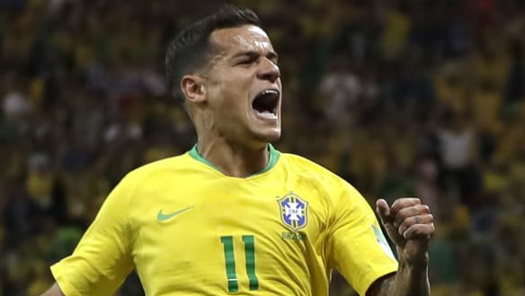 Coutinho scorcher not enough as Brazil held 1-1 by Swiss