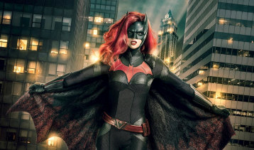 Ruby Rose as Batwoman.