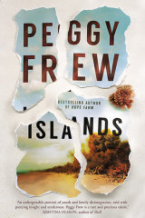 Peggy Frew's third novel focuses on a family in crisis.