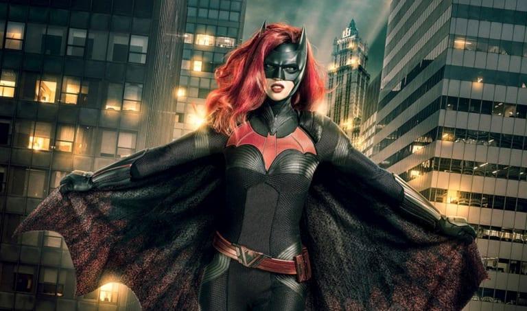 Ruby Rose as Batwoman.