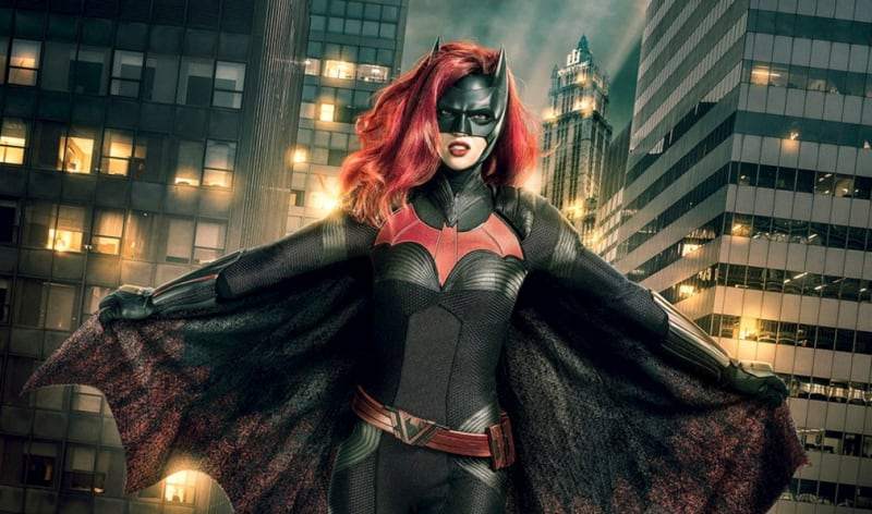 Warner Bros Unveils Ruby Rose In Black And Red Batwoman