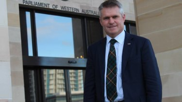 Geraldton MP Ian Blayney has quit the Liberal Party but his plans to join the Nationals will be far from smooth sailing.